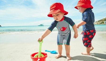 Как защитить ребенка от солнца - «Ребенок»