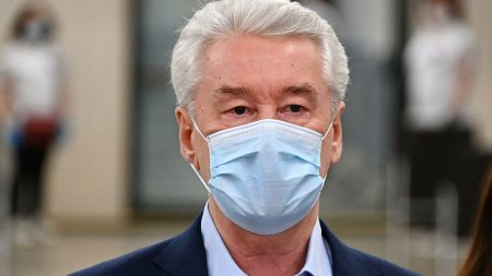 Собянин объяснил рост заболеваемости коронавирусом в Москве - «Мой папа знает»